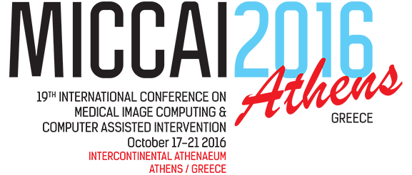 logo for MICCAI 2016